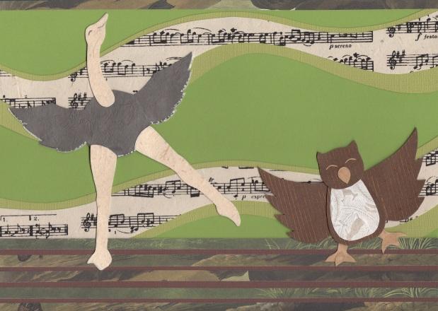 The Dance Lesson 2 by Priscilla Mizell