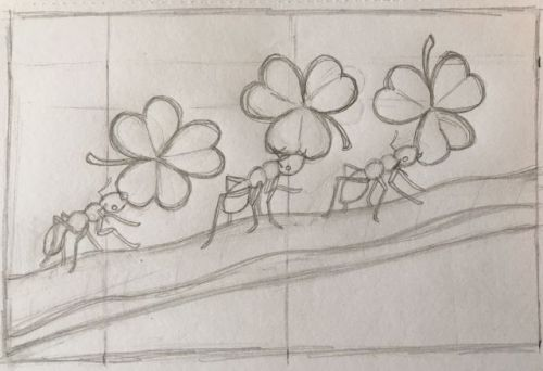 March Sketch