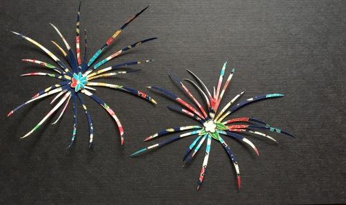Fireworks by Priscilla Mizell